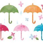 旅行の際の雨降り対策に傘は必需品!おすすめ傘特集!