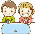 うがいは効果なしって本当?うがいの仕方を子どもや幼児に教える場合